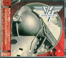 VAN HALEN-A DIFFERENT KIND OF TRUTH-JAPAN SHM-CD F37