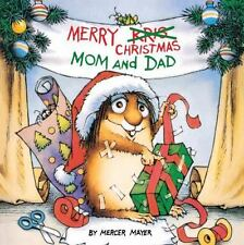 Merry Christmas, Mom and Dad Book by Mercer Mayer 1999
