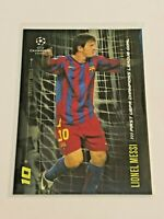 2020 Topps Champions League By Messi - Lionel Messi - 1st Champions League Goal