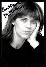 Christiane MC Mahon FOTO Original Signiert ## BC 24849