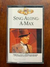 Sing Along a Max Audio Cassette Tape