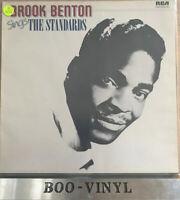 Brook Benton Sings The Standards - Vinyl LP - NL89902 Ex
