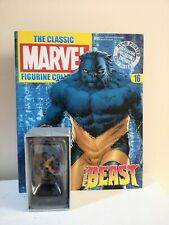 Eaglemoss Classic Marvel Figurines Beast