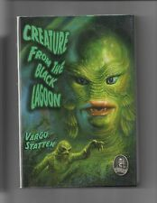 Creature from the Black Lagoon  SIGNED Limited Edition Leather Ricou Browning