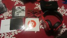 Beats by Dr. Dre Pro Headband Headphones - Red