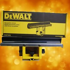 DeWalt DW7029 Wide Miter Saw Work Piece Support & Stop(Box was opened for image)