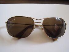 Size 64 Preston Sun Sama Sunglasses NWT $477 Platinum