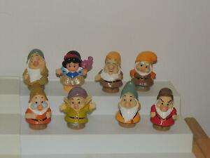 FISHER PRICE Little People DISNEY PRINCESS Songs Palace Castle Figures Set