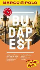 MARCO POLO Reiseführer Budapest von Rita Stiens (2018, Taschenbuch)