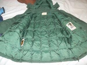 Eddie Bauer Vintage Gore-tex Ridgeline McMurdo Parka Goose Down Jacket Coat READ