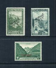 LUXEMBOURG _ 1931-35 'OFFICIAL' 3 _ mnh ____(638)