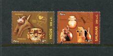 Peru 1561-1562, MNH, Pre-Columbian Cultures 2007. x29589