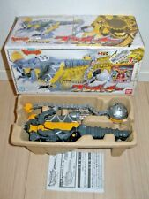 Used Bandai Power Rangers Dino Charge Kyoryuger DX Bunpachy Megazord with Box