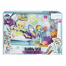 My Little Pony Equestria Girls RAINBOW DASH SPORTY BEACH SET Playset (Hasbro)