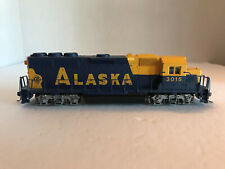 HO BACHMAN - ALASKA RAILROAD GEEP #3015