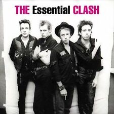 The Essential Clash by The Clash (CD, Sep-2010, 2 Discs, Sony Music Entertainment)