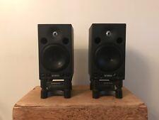 Yamaha MSP3 Monitor Speakers Pair_ Mackie KRK M-Audio Adams Focal JBL Studio