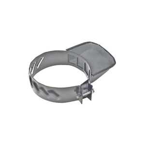 Generator Cover Band With Air Scoop Cooler Assembly - 4 Cylinder Ford Model B