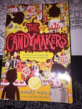 The Candymakers by Wendy Mass (2011)---free Shipping ----Paper Back------