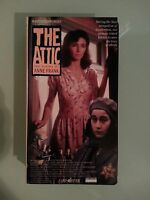 mary steenburgen THE ATTIC THE HIDING OF ANNE FRANK  VHS VIDEOTAPE