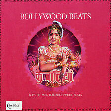 Bollywood Beats Various Artists 3CDs 2005 Dynamic/Bar De Lune FREE USA SHIPPING