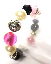 Multi-Beaded Bracelet Colourful Vintage Fashion Ornaments Fast Delivery (ST27)