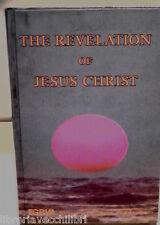 THE REVELATION OF JESUS CHRIST T B Baines GBV 1991 Inglese Biblica bibbia di e