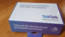 Talk Talk router D Link DSL 3780