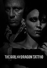 The Girl With The Dragon Tattoo (Blu-ray, 2012)