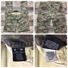Hudson Krista Super Skinny Crop Camo Jeans Women's 27x27 USA (See Description)