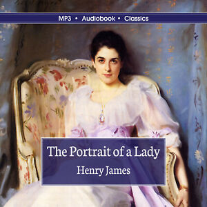 The Portrait of a Lady - MP3 CD in CD jacket