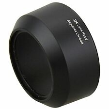 JJC LH-J40B Black Lens Hood for Olympus M.Zuiko Digital 45mm 1:1.8 Lens – Black