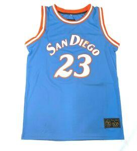 Joe Jelly Bean Bryant San Diego Clippers Jersey Medium