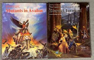 Palladium Fantasy RPG Lot