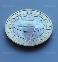 1999 Brilliant Uncirculated RUGBY WORLD CUP £2 coin BU Coin Hunt