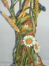 BORDER FINE ARTS, HARVEST  HOME, MICE, 2001, Very Rare, Excl.Society Piece,MIB