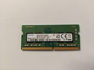 Samsung  8GB 1RX8 PC4-3200AA   M471A1K43DB1-CWE laptop memory ddr4 sodimm