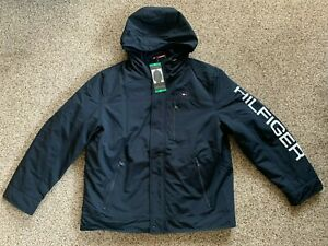 Tommy Hilfiger Men's 3-in-1 Systems Jacket Navy size Large