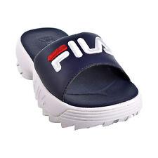 Fila Disruptor Bold Women's Slides Navy-White-Red 5SM00079-422