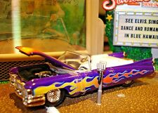 HOT WHEELS 1959 CADILLAC CONVERTIBLE HARD ROCK CAFE LIMITED EDITION 1/64 CLASS!!