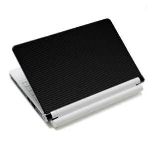"""Carbon Fibre Skin Decal Wrap Sticker Case Cover For 17"""" PC Laptops Notebook"""