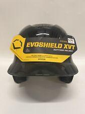 Evo XVT Batting Helmet Black - Size: L/XL 71/2-8