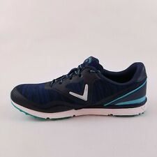 New Callaway Golf- Ladies  Solaire Shoes Navy/Blue Size 10 Medium CGW101NBL