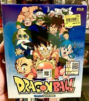 1986 Dragon Ball (VOL.1 - 153 End) ~ All Region ~ Brand New & Factory Seal ~
