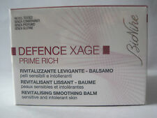 Bionike Defence Xage Prime Rich Balsamo Rivitalizzante Levigante 50ml
