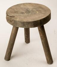 Vintage Primitive/Rustic Three Legged Milking Stool