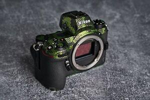 Nikon Z6  Mirrorless Camera - Protective Lens Guard Wrap Skin