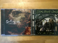 Six Feet Under [2 CD Alben] Commandment + Warpath