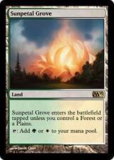 SUNPETAL GROVE M13 Magic 2013 MTG Land RARE