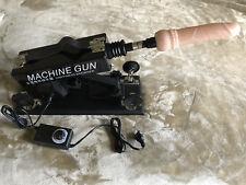 Black Sex Machine Love F Automatic Adult Anal Vaginal Machine Gun Sex Toy Hole